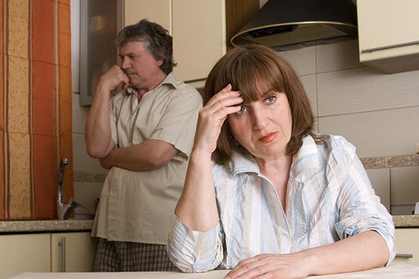Menopause article: Risk of Divorce
